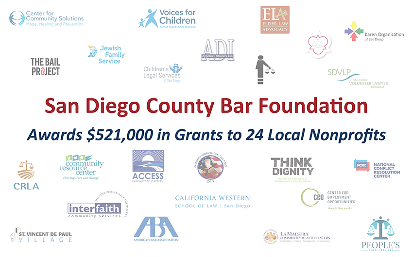 San Diego County Bar Foundation | San Diego County Bar